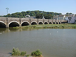 Old Wadebridge Bridge